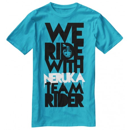 We Ride With Neruka Team Rider