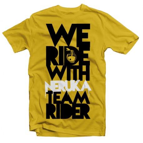 We Ride With Neruka Team Rider